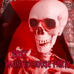 2017 Haunted House Party
