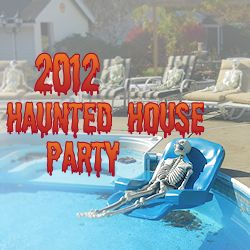 2012 Haunted House Party