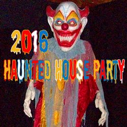 2016 Haunted House Party